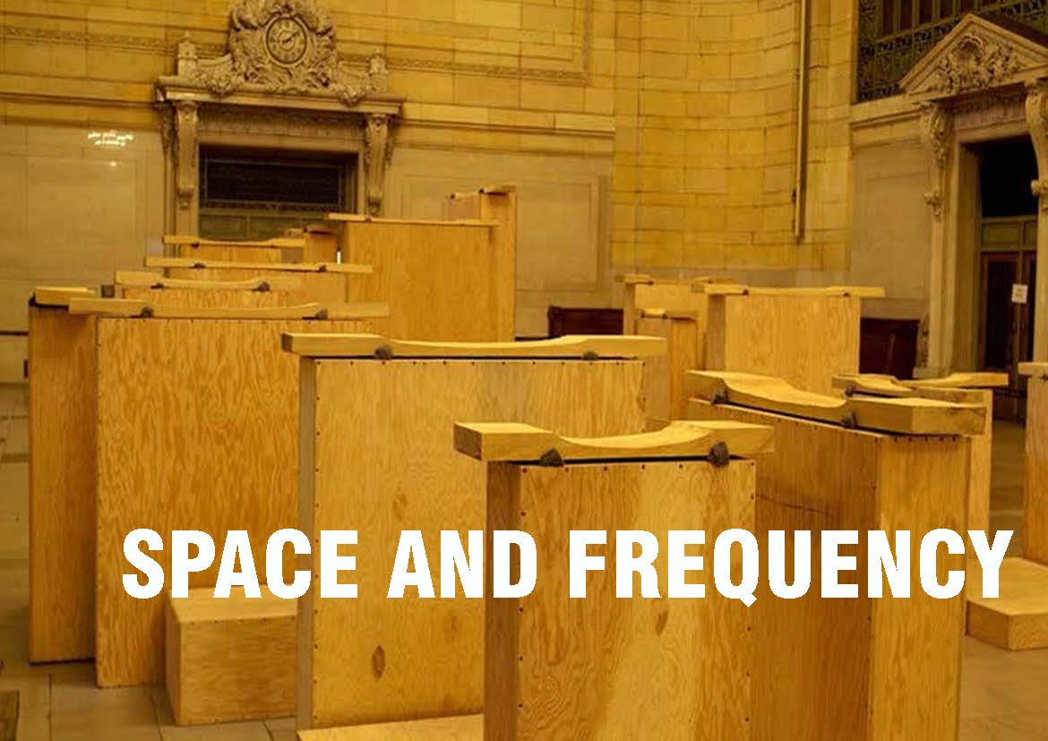 SPACE AND FREQUENCY